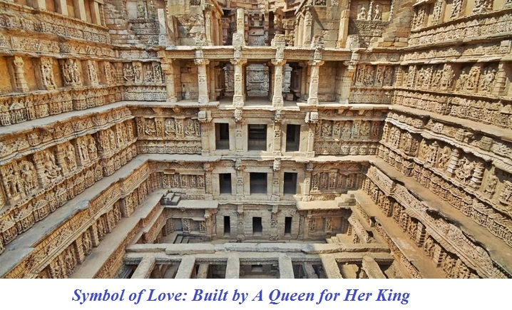 Symbol Of Love Built By Queen For Her King Before Taj Mahal