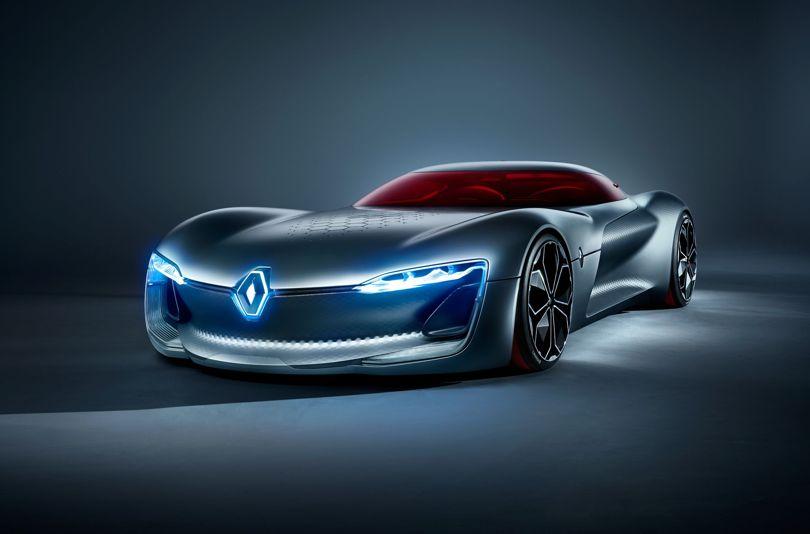 Future Cars 2020: Renault's Trezor Green Technology Car – Infodrishti